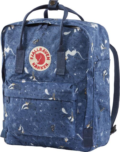 Fjällräven Kånken Art Backpack blue fable